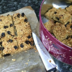 Fairtrade Fruity Flapjack