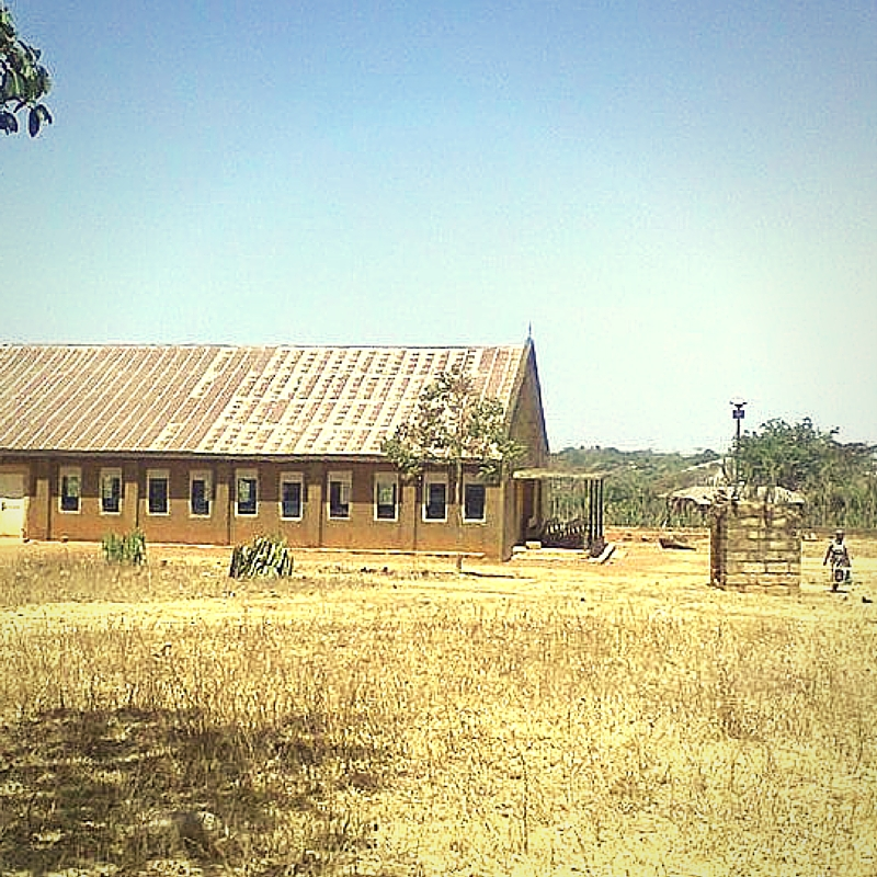 TASTE project Update Church Building Nigeria