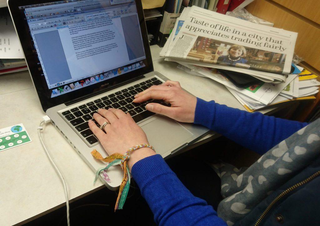 Breaking the Silence on Modern Day Slavery Freeset bracelet