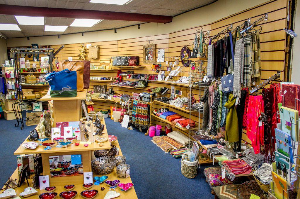 fair trading shop interior